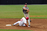NCAA Baseball: #7 VMI falls to #6 Radford on opening day of Big South Championships, 3-1