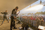 One Step Behind Tribute Act - Festival on the Field 5th July 2014