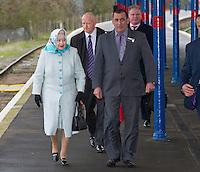 Queen Elizabeth II begins her Christmas holiday - UK