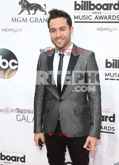 LAS VEGAS, NV - May 18 : Pete Wentz pictured at 2014 Billboard Music Awards at MGM Grand in Las Vegas, NV on May 18, 2014. ©EK/Starlitepics