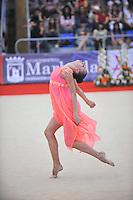 Daria Dmitrieva of Russia performs gala at 2010 Grand Prix Marbella at San Pedro Alcantara, Spain on May 16, 2010. Daria placed 3rd AA at Marbella 2010. (Photo by Tom Theobald).