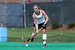30 August 2014: Wake Forest's Georgia Holland. The Wake Forest University Demon Deacons played the University of Iowa Hawkeyes at Francis E. Henry Stadium in Chapel Hill, North Carolina as part of the ACC/Big 10 Challenge and an 2014 NCAA Division I Field Hockey match. Iowa won the game 4-1.