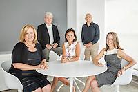 Barbara Apple Sullivan, founder &amp; managing partner<br /> John Paolini, partner &amp; executive creative director<br /> Nancy Schulman, partner &amp; executive director of strategy<br /> Nicole Ferry, partner &amp; executive director of strategy<br /> Val McGovern, partner &amp; CFO<br /> <br /> Photo by Danny Ghitis