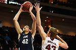 LoyolaMarymount 1415 BasketballM 1stRound vs SCU