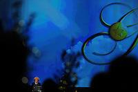 MC Te Radar. Wellington Gold Awards at TSB Bank Arena, Wellington, New Zealand on Thursday, 9 July 2015. Photo: Dave Lintott / lintottphoto.co.nz