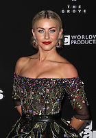 "Los Angeles, CA - NOVEMBER 22: Julianne Hough, At ABC's ""Dancing With The Stars"" Season 23 Finale At The Grove, California on November 22, 2016. Credit: Faye Sadou/MediaPunch"