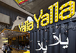 C and S Ltd - Yalla Yalla, Southbank, London  11th July 2012