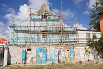 Renovating Building, Otrobanda