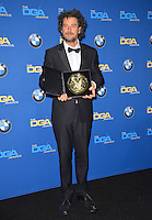 Garth Davis at the 69th Annual Directors Guild of America Awards (DGA Awards) at the Beverly Hilton Hotel, Beverly Hills, USA 4th February  2017<br /> Picture: Paul Smith/Featureflash/SilverHub 0208 004 5359 sales@silverhubmedia.com