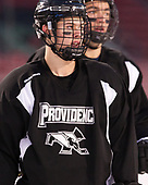Jacob Bryson (PC - 18) - The Providence College Friars practiced at Fenway on Friday, January 6, 2017, in Boston, Massachusetts.