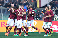 AS Roma vs.  Catania, December 22, 2013