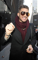 MAR 06 Adam Lambert at Good Morning America