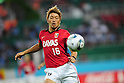 Hiroyuki Takasaki (Reds),..JULY 17, 2011 - Football :..2011 J.League Division 1 match between Jubilo Iwata 1-1 Urawa Red Diamonds at Ecopa Stadium in Shizuoka, Japan. (Photo by AFLO)