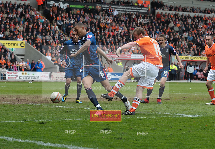 08/05/2010  Blackpool v Nottingham Forest Coca Cola Championship Play Off Semi Final 1st Leg...pic ©  Phill Heywood