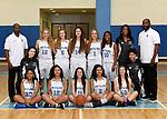 1-11-17, Skyline High School girl's varsity basketball team