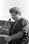 Etta James, Sept 14, 1986, San Francisco Blues Festival