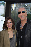 All My Children Rebecca Budig & Dee Snider at the 2012 Skating with the Stars - a benefit gala for Figure Skating in Harlem celebrating 15 years on April 2, 2012 at Central Park's Wollman Rink, New York City, New York.  (Photo by Sue Coflin/Max Photos)