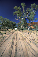 Ellery Creek.Finke Gorge National Park.Northern Territory.Australia