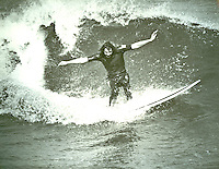Mark Richards (AUS) during the running of the 1979 Rip Curl Pro  at Bells Beach Torquay Victoria, Australia.Photo: joliphotos.com
