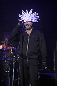JAMIROQUAI - Jay Kay -  performing live at The Roundhouse in London UK - 31 Mar 2017.  Photo crredit: Zaine Lewis/IconicPix