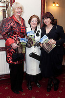 """NO REPRO FEE. 17/1/2010. The Field opening night. Pat Moylan, Mary Keane and Breda Cashe are pictured at the Olympia Theatre for the opening night of John B Keanes 'The Field"""" Picture James Horan/Collins"""