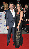 Simon Cowell and Lauren Silverman at the Pride of Britain Awards 2016, Grosvenor House Hotel, Park Lane, London, England, UK, on Monday 31 October 2016. <br /> CAP/CAN<br /> &copy;CAN/Capital Pictures /MediaPunch ***NORTH AND SOUTH AMERICAS ONLY***
