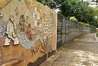 Monumento a la Memoria y la Verdad monument, San Salvador, El Salvador, Central America