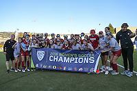 Stanford Soccer W vs Cal, November 4, 2016
