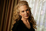 October 7, 2008 Nicole Kidman poses at The Beverly Hills Hotel.&copy;photo by Jonathan Alcorn
