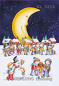 Christmas - children paintings