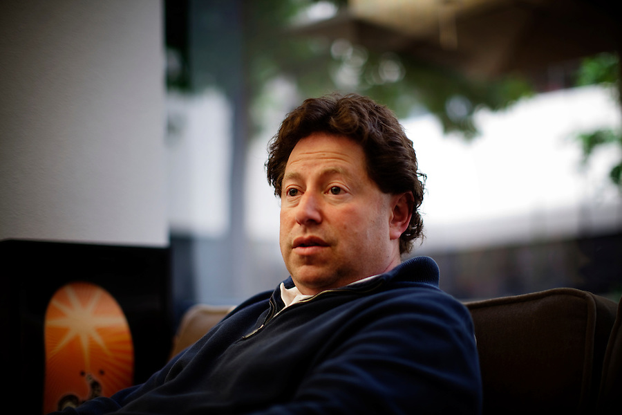 Activision CEO Bobby Kotick for WSJ - Images | Daryl Peveto