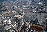 1992 February ..Redevelopment..Macarthur Center.Downtown North (R-8)..LOOKING EAST...NEG#.NRHA#..