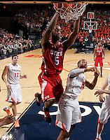 20130129_NC State vs Virginia NCAA Basketball