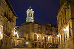 Streets of Vitoria, Gasteiz, Alava