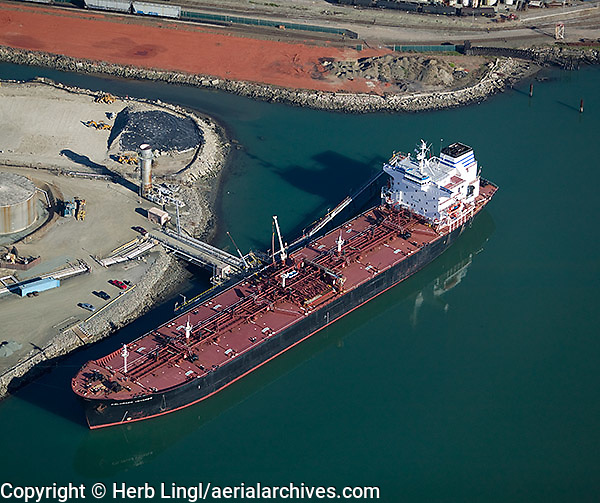 oil tankers in american ports
