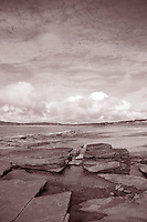 Rock Pool on Bay of Skaill Beach, Orkney Islands, Scotland
