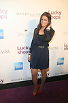Guest Attends Lucky Magazine's Ninth Annual LUCKY SHOPS Event Hosted by Grammy® Award-Winning Recording Artist, Jennifer Hudson At 82 Mercer, NY  12/6/12