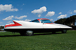 Ghia Streamline Turbine Car
