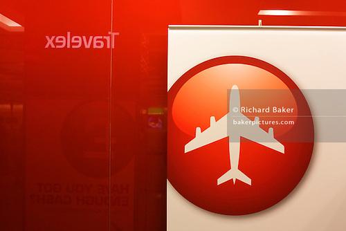 england london travelex logo and aircraft pictogram richard baker photography. Black Bedroom Furniture Sets. Home Design Ideas