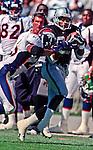 Oakland Raiders vs. Denver Broncos at Oakland Alameda County Coliseum Sunday, September 17, 2000.  Broncos beat Raiders  33-24.  Oakland Raiders wide receiver Andre Rison (80).