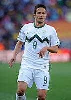 Zlatan Ljubijankic of Slovenia