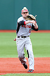 21 February 2015: Hartford's Dalton Ruch. The Iona College Gaels played the University of Hartford Hawks in an NCAA Division I Men's baseball game at Jack Coombs Field in Durham, North Carolina as part of the Duke Baseball Classic. Hartford won the game 12-1.