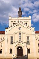 Evangelic church, Hungary Kecskemét