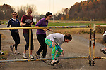 Vassar Farm.joggers, walkers, cylers.Vassar College