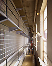 East Wing Cell Block, 3 Tiers