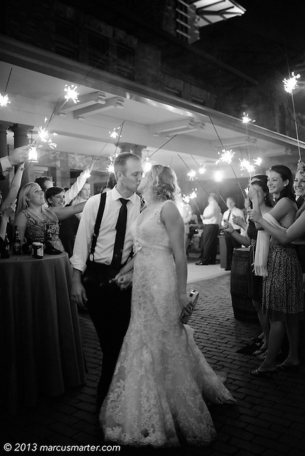 Jeff & Paige  |  Columbus Ohio Wedding  |  Station 67 Columbus