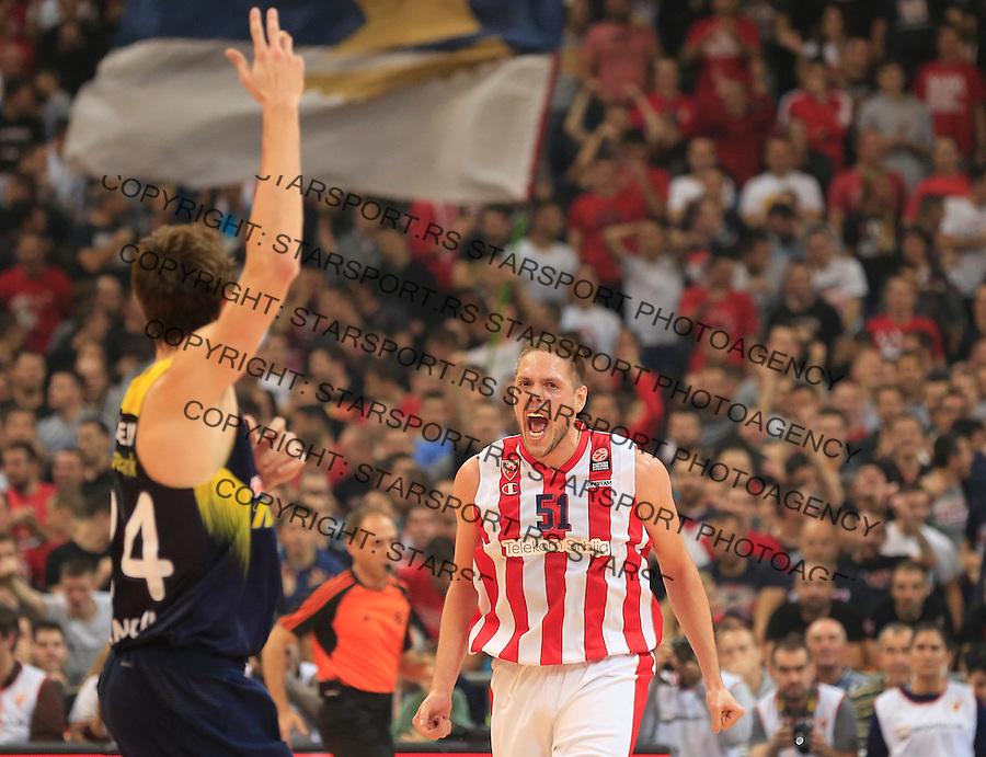 Kosarka Euroleague season 2015-2016<br /> Euroleague <br /> Crvena Zvezda v Fenebahce Istanbul<br /> Vladimir Stimac (R)<br /> Beograd, 06.11.2015.<br /> foto: Srdjan Stevanovic/Starsportphoto &copy;