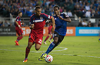 San Jose Earthquakes vs Chicago Fire, Wednesday, July 23, 2014