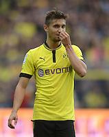 Fussball 1. Bundesliga :  Saison   2012/2013   8. Spieltag  20.10.2012 Borussia Dortmund - FC Schalke 04 Moritz Leitner (Borussia Dortmund)