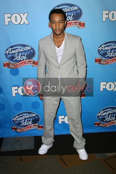 John Legend<br />at the taping of American Idol's &quot;Idol Gives Back 2008&quot;. Kodak Theatre, Hollywood, CA. 04-06-08<br />Dave Edwards/DailyCeleb.com 818-249-4998